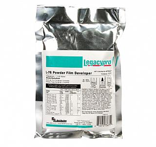 LegacyPro L-76 B&W Powder Film Developer (Makes 1 Gallon)